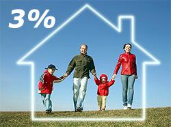 Житло під 3 відсотки річних: вся правда
