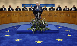 Як подати скаргу до Європейського суду з прав людини