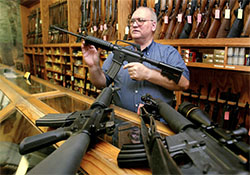 Газова, травматична та нарізна зброя: юридичні питання у сфері обігу